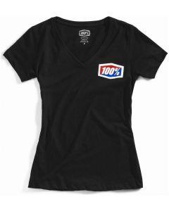 100% Official Womens T-Shirt