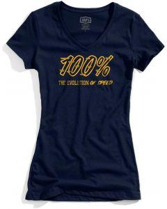 100% Speedco Womens T-Shirt