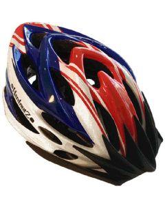 HardnutZ High Vis Patriot2 MTB/Road Helmet