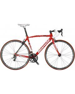 Bianchi C2C Via Nirone 7 Alu Carbon Ultegra Compact Bike (2011)
