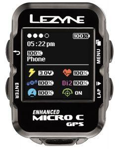 Lezyne Micro C GPS Computer