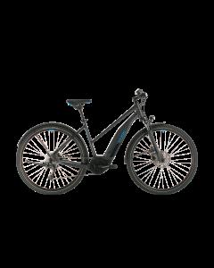 Cube Nature Hybrid One 400 Allroad 2020 Womens Electric Bike