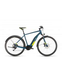 Cube Nature Hybrid EXC 500 Allroad 2020 Electric Bike