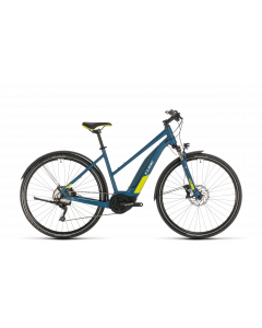 Cube Nature Hybrid EXC 500 Allroad 2020 Womens Electric Bike