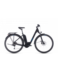 Cube Touring Hybrid One 400 Low Step 2020 Electric Bike