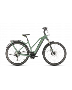 Cube Kathmandu Hybrid EXC 625 2020 Womens Electric Bike