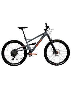 Orange Four RS SRAM Guide Ultimate 27.5-Inch 2017 Bike