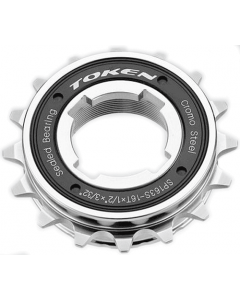Token TK-SP188S Cromo 18T Freewheel Sprocket