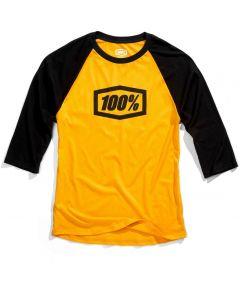 100% Essential 3/4 Tech T-Shirt