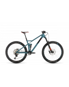 Cube Stereo 140 HPC Race 2020 Bike