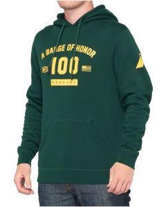 100% Tribute Pullover Hoodie