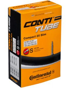 Continental Compact Slim 20-Inch Presta Innertube