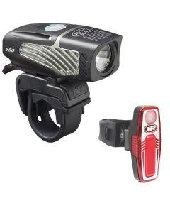 NiteRider Lumina Micro 550 / Sabre 80 Light Combo