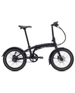 Tern Verge S8I Folding Bike - Black