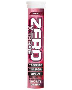 High5 Zero Xtreme Electrolyte Drink Tablets (Single Tube)