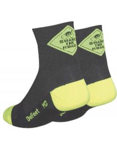 DeFeet Share The Road Socks