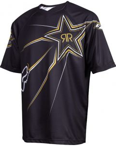 Fox 360 Rockstar Short-Sleeved 2013 Jersey