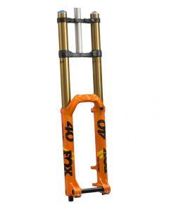 Fox 40 Float Factory GRIP2 20TA 27.5-Inch 2019 Fork - Orange