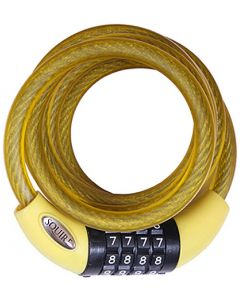 Squire 216 10mmx1800mm Combination Cable Lock