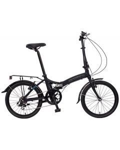 Dawes Jack 2018 Folding Bike - Black