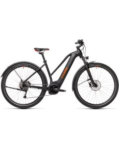 Cube Nature Hybrid ONE 500 Allroad Trapeze 2021 Electric Bike