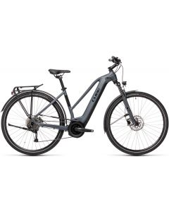 Cube Touring Hybrid ONE 400 Trapeze 2021 Electric Bike