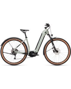 Cube Nuride Hybrid Performance 625 Allroad Easy Entry 2021 Electric Bike