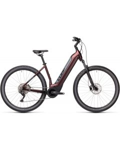 Cube Nuride Hybrid Pro 500 Easy Entry 2021 Electric Bike