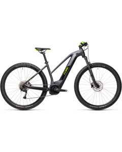 Cube Reaction Hybrid Performance 400 Trapeze 2021 Electric Bike