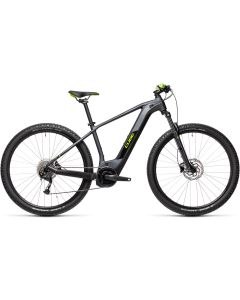 Cube Reaction Hybrid Performance 400 2021 Electric Bike