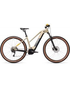 Cube Reaction Hybrid Performance 500 Trapeze 2021 Electric Bike