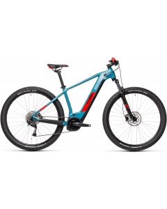Cube Reaction Hybrid Performance 625 2021 Electric Bike