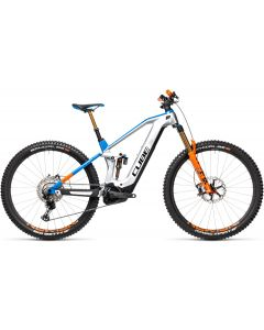 Cube Stereo Hybrid 140 HPC Actionteam 625 Kiox 2021 Electric Bike