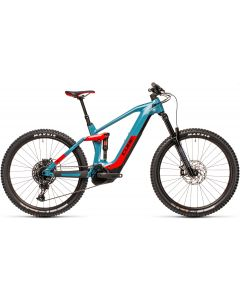 Cube Stereo Hybrid 160 HPC Race 625 27.5 2021 Electric Bike