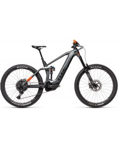 Cube Stereo Hybrid 160 HPC TM 625 27.5 2021 Electric Bike