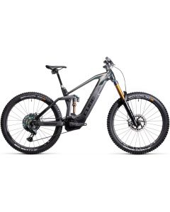 Cube Stereo Hybrid 160 C:62 SLT 625 27.5 Kiox 2021 Electric Bike