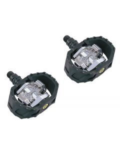 Shimano Off-Road Sports Pop-Up SPD Resin Pedals (M424)