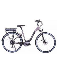 Raleigh Motus Via-Centro Step-Thru 2018 Womens Electric Bike