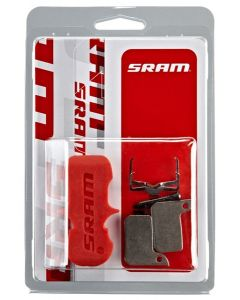 SRAM Organic/Aluminium Disc Brake Pads