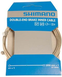 Shimano Road/MTB Dual Ended Brake Steel Inner Wire