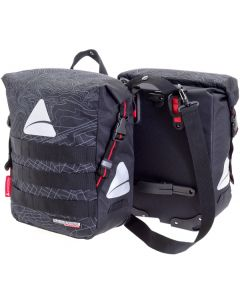 Axiom Monsoon Hydracore 45+ Pannier Bags