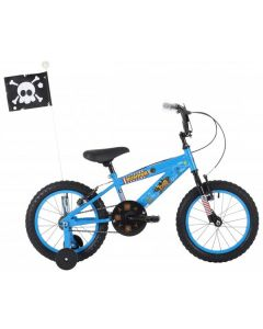 Bumper Pirate 16-Inch 2016 Boys Bike