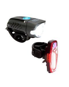 NiteRider Swift 500 / Sabre 80 Front and Rear Light Set