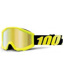 100% Strata Junior Mirror Lens Goggles