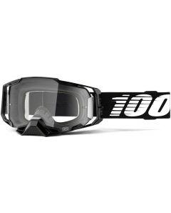 100% Armega Clear Lens