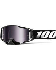100% Armega Mirror Lens Goggles