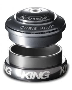 "Chris King InSet 8 1-1/8"" to 1-1/4"" Tapered Headset"