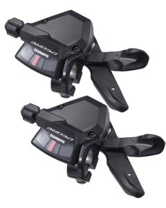 Shimano Deore SL-M590 Rapidfire 9-Speed Shifter Pods