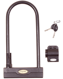 Squire Challenger 250mm D-Lock With Bracket