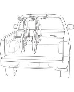 Saris Kool 1 Bike Van/Truck Rack